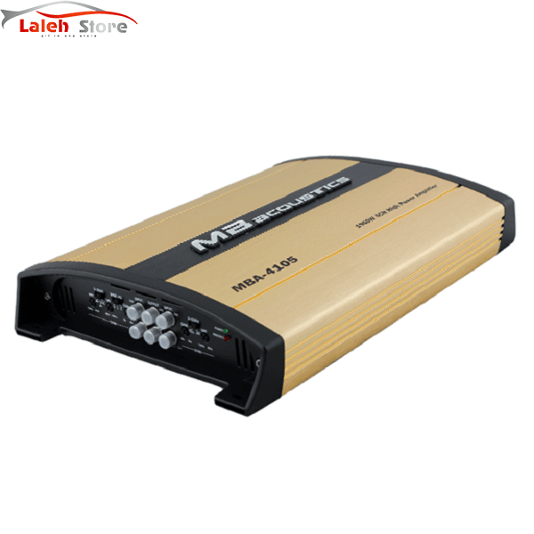 MB acoustics MBA-4105-آمپلی فایر ام بی اکوستیک مدل 4105